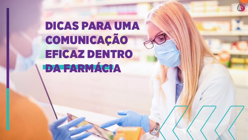 Comunicação na farmácia